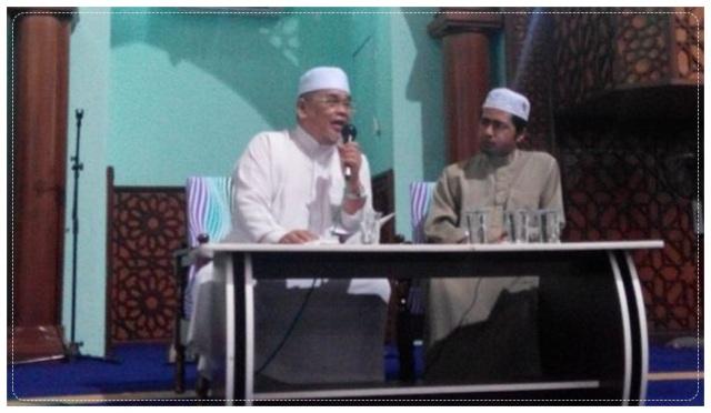 Ceramah Pengubatan Islam (4)