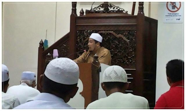 Ceramah Pengubatan Islam (7)