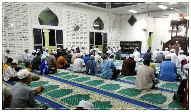 Ceramah Pengubatan Islam (8)