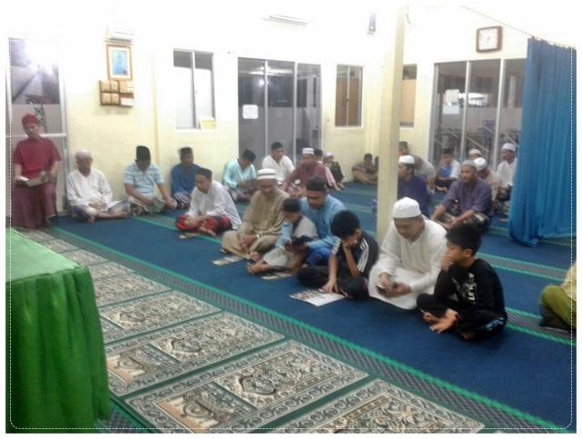 Maal Hijrah 1436 @ Taman Limauan (4)