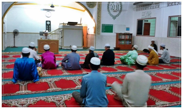Masjid Kg Sembulan (1)
