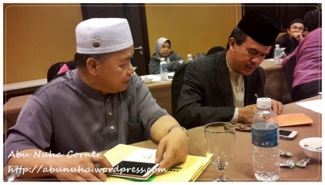 Muzakarah Hakim MTQ Sabah (1)