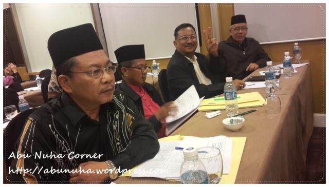 Muzakarah Hakim MTQ Sabah (3)
