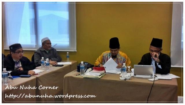 Muzakarah Hakim MTQ Sabah (6)