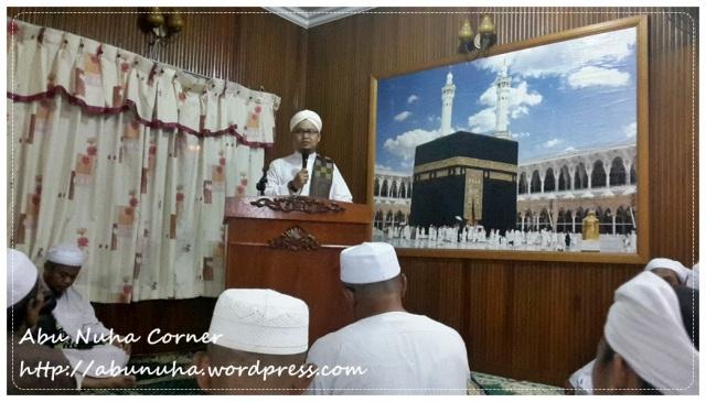 Perasmian Darul Hadis Sabah (1)