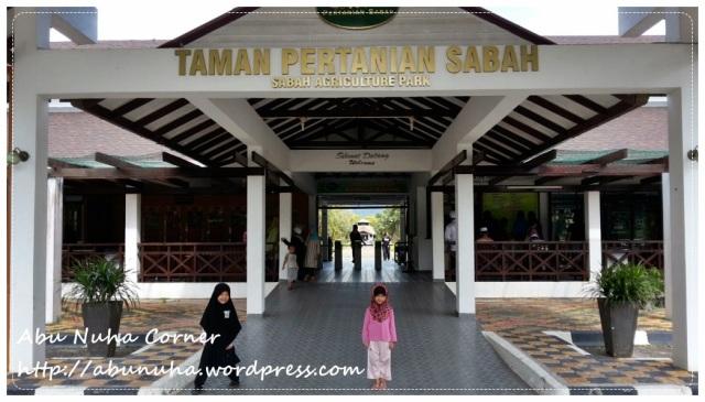 Taman Pertanian Sabah @ Tenom (1)