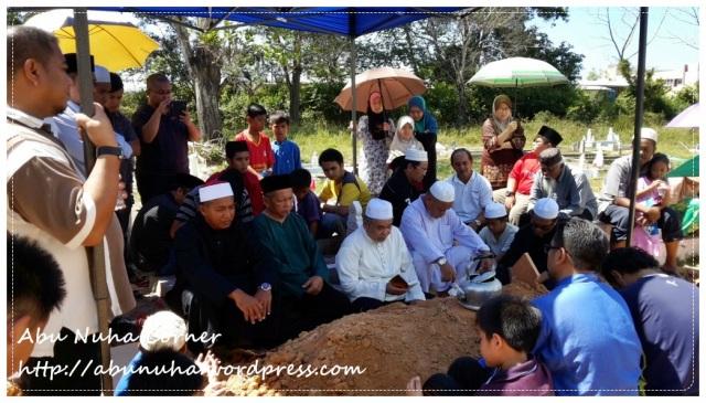 Almarhumah Hamidah Dewa (5)
