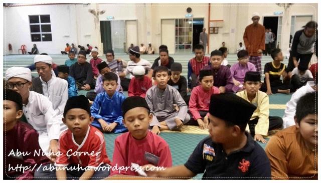 Kuliah Masjid Daerah Putatan (1)