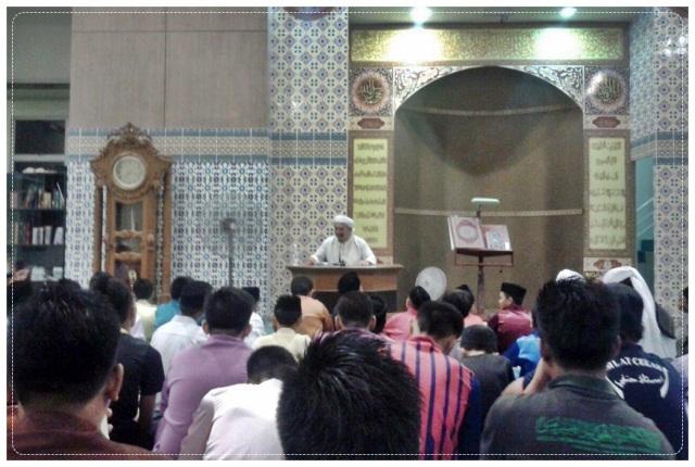 Kuliah Masjid Daerah Putatan (2)