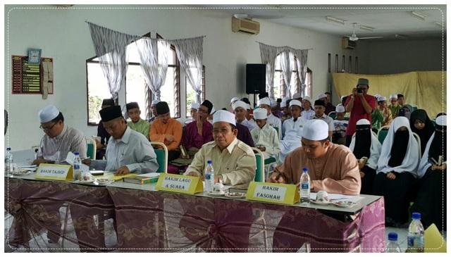 Majlis Menghafaz al-Quran Peringkat Sabah (1)