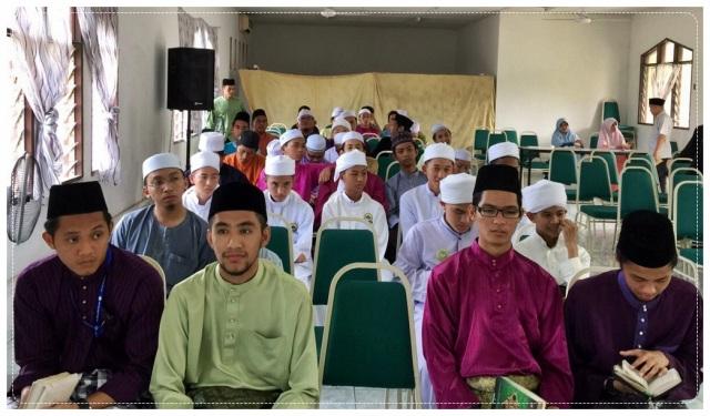 Majlis Menghafaz al-Quran Peringkat Sabah (2)