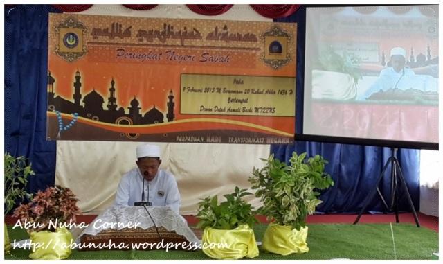 Majlis Menghafaz al-Quran Peringkat Sabah (5)