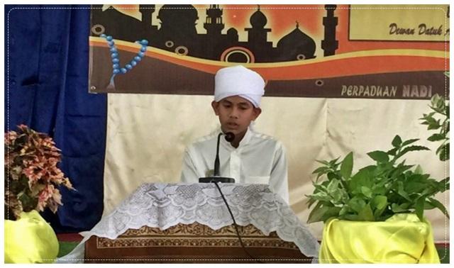 Majlis Menghafaz al-Quran Peringkat Sabah (6)