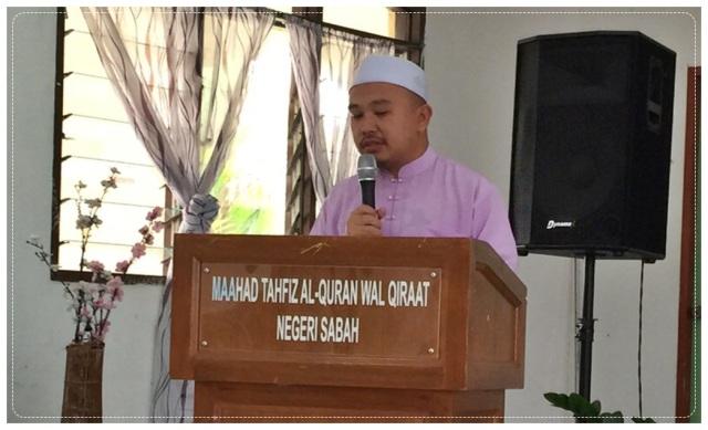 Majlis Menghafaz al-Quran Peringkat Sabah (7)