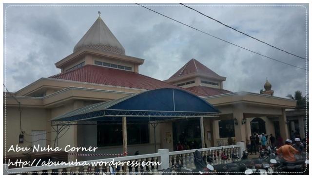 Masjid Mukim Manek Urai (1)