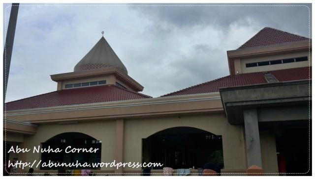 Masjid Mukim Manek Urai (5)