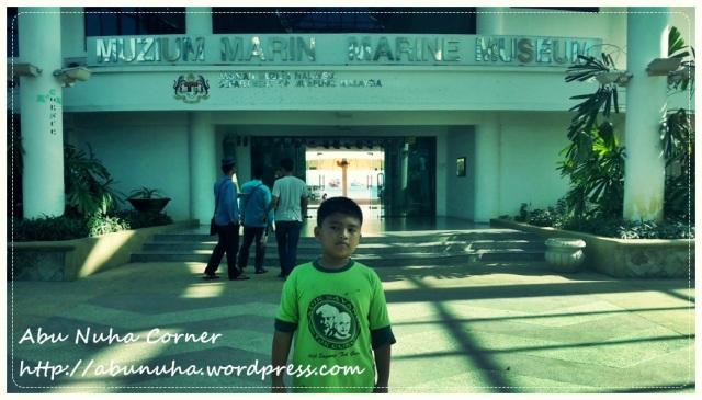 Muzium Marin Labuan (1)