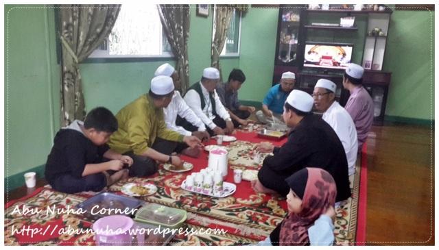 Sarapan Rumah Dr Aliakbar (2)