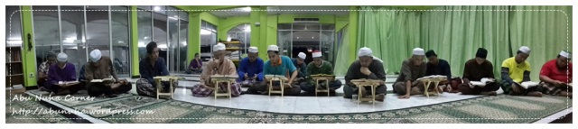 Kuliah al-Quran @ Austral (2)