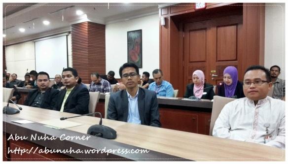 Tazkirah Ramadhan Pejabat Pembangunan Persekutuan Negeri Sabah Abu Nuha Corner